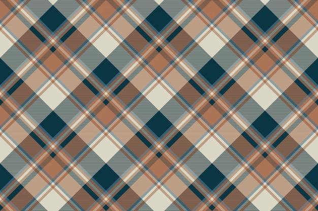 Sprawdź klasyczny wzór ciemnej kratki tekstura wzór tkaniny