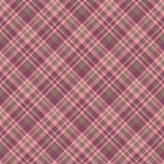 Sprawdź wzór kratki. tło wektor ornament włókienniczych. płaska konstrukcja tkaniny. tartan.