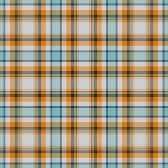 Sprawdź wzór kratki. tło wektor ornament włókienniczych.