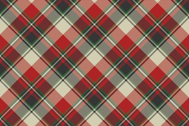 Sprawdź wzór tekstury pikseli tkaniny