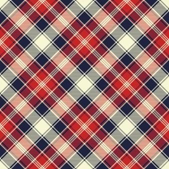 Sprawdź wzór tekstury tkaniny linie