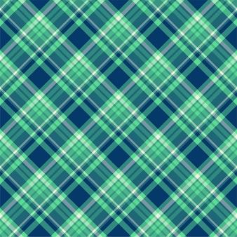 Sprawdź wzór w kratę. tło wektor ornament włókienniczych. płaska konstrukcja tkaniny. tartan.