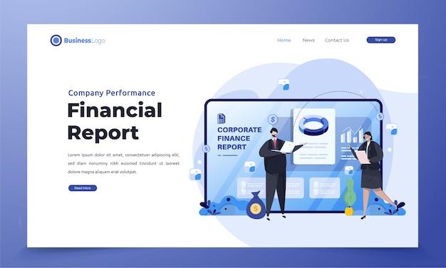 Sprawozdanie finansowe dotyczące prezentacji wyników przedsiębiorstwa