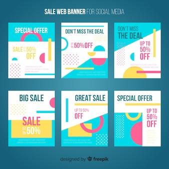 Sprzedam baner internetowy dla mediów społecznościowych