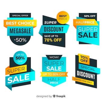 Sprzedaż kolekcji etykiet