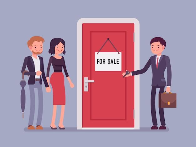 Sprzedaż nowych mieszkań