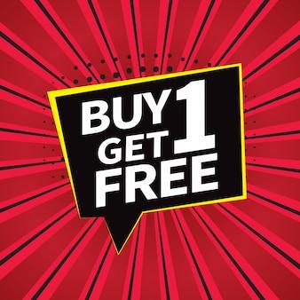 Sprzedaż, oferta specjalna i projekt bannera cenowego