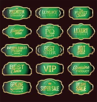 Sprzedaż retro odznaki