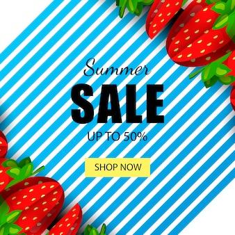 Sprzedaż transparentu letniego