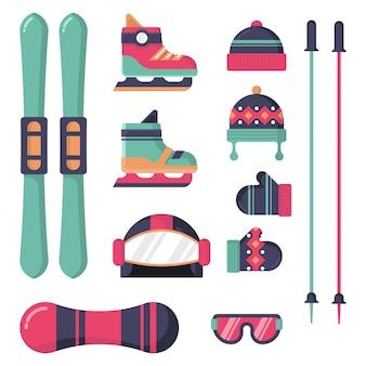 Sprzęt do sportów zimowych