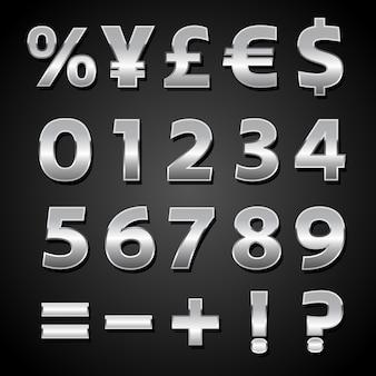 Srebrne liczby