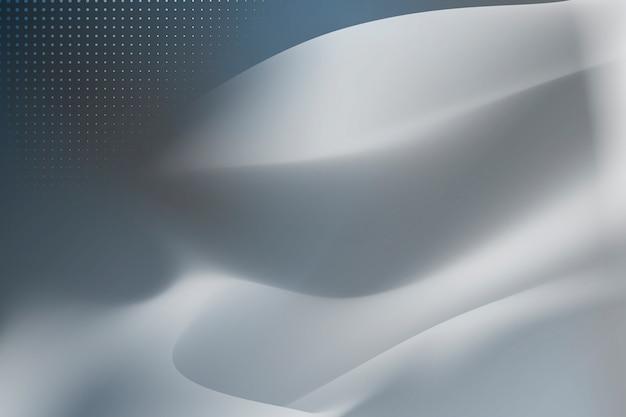 Srebrne tło przepływu