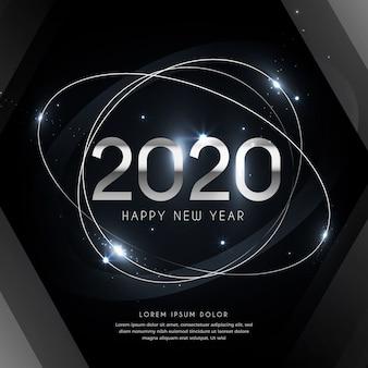 Srebrny nowy rok 2020