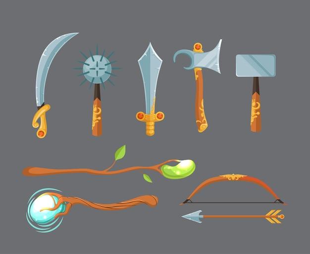 Średniowieczna broń