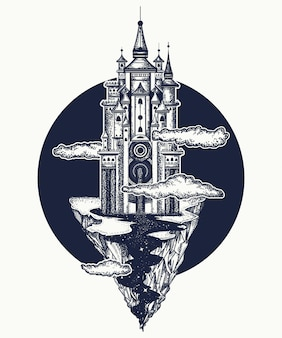Średniowieczny zamek