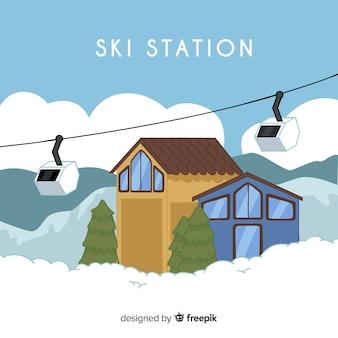 Stacja narciarska