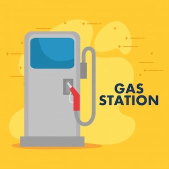Stacja paliw, stacja paliw usługowa związana z transportem