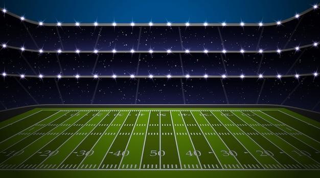 Stadion futbolu amerykańskiego