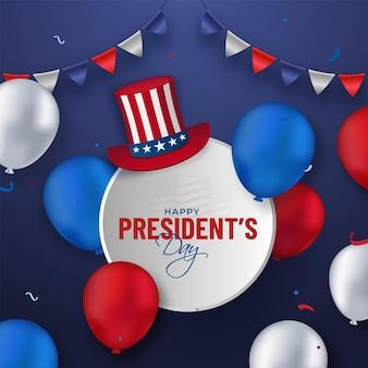Stany zjednoczone ameryki, koncepcja dnia prezydenta