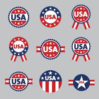 Stany zjednoczone odznaczenia