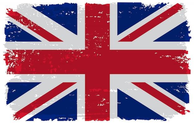 Stara flaga wielkiej brytanii