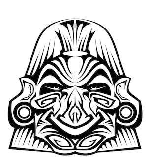 Starożytna maska