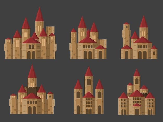 Stary element zamku