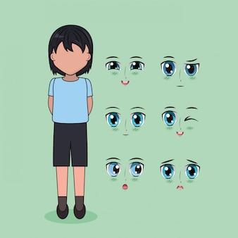 Staw czoła ludziom z anime