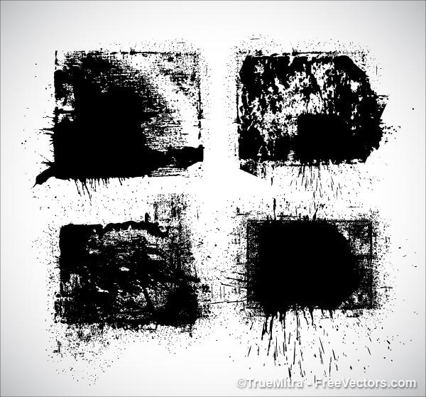 Stein czarna farba powitalny zestaw