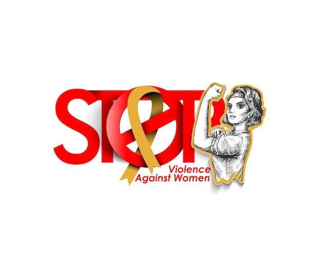 Stop przemocy wobec kobiet w międzynarodowym dniu eliminacji przemocy wobec kobiet