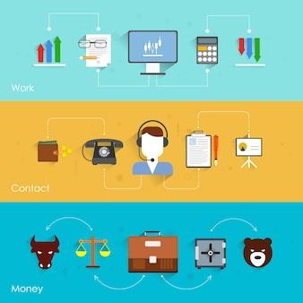 Strategie biznesowe z elementami koloru