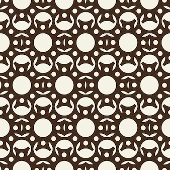 Streszczenie bezszwowe monochromatyczne wzór