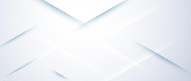Streszczenie białe tło plakat z dynamicznym.