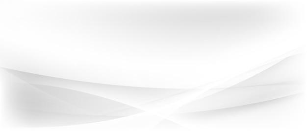 Streszczenie białe tło plakat z dynamicznymi falami. technologia sieci ilustracja wektorowa.