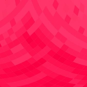 Streszczenie czerwonym tle geometrycznej