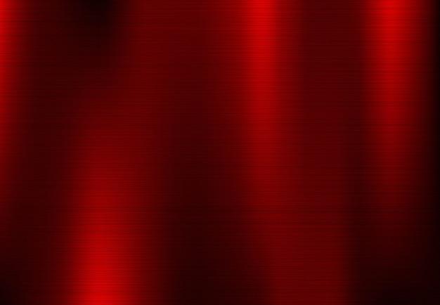 Streszczenie czerwonym tle metalicznych.