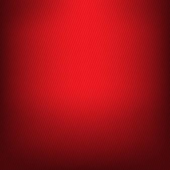 Streszczenie czerwonym tle z liniami po przekątnej.
