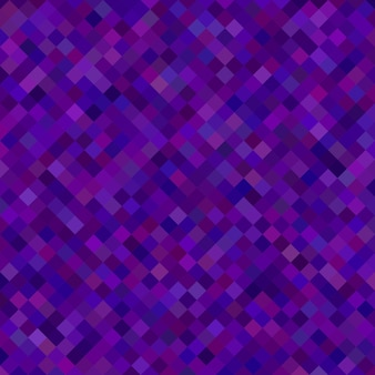 Streszczenie diagonalnej kwadratowy wzór t? a - ilustracji wektorowych z fioletowym kwadratów
