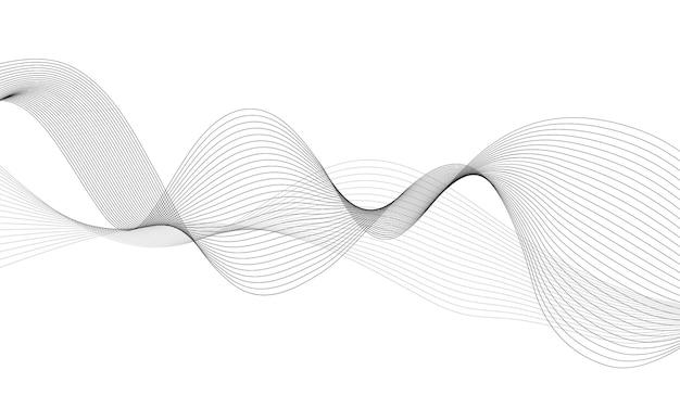 Streszczenie fali cyfrowy korektor częstotliwości toru