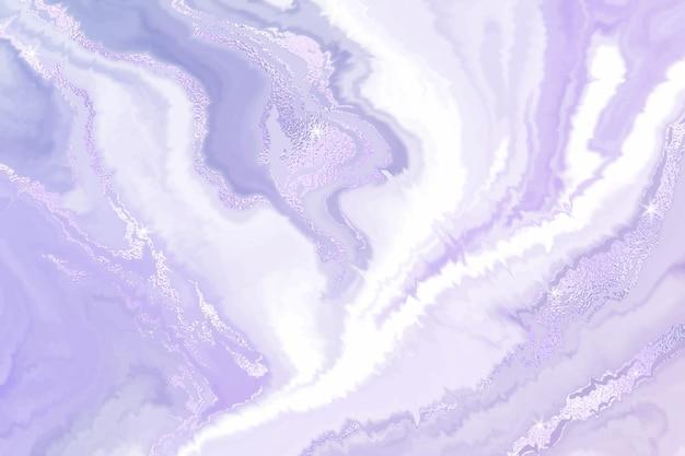 Streszczenie fioletowe płynne tło marmur lub akwarela