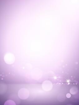Streszczenie fioletowym tle ilustracji