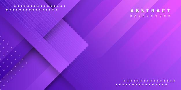Streszczenie gradientu kolorowy fioletowy z teksturą tle