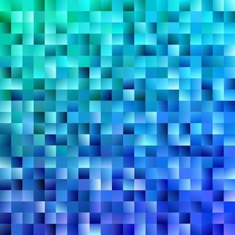 Streszczenie gradientu kwadrat tło