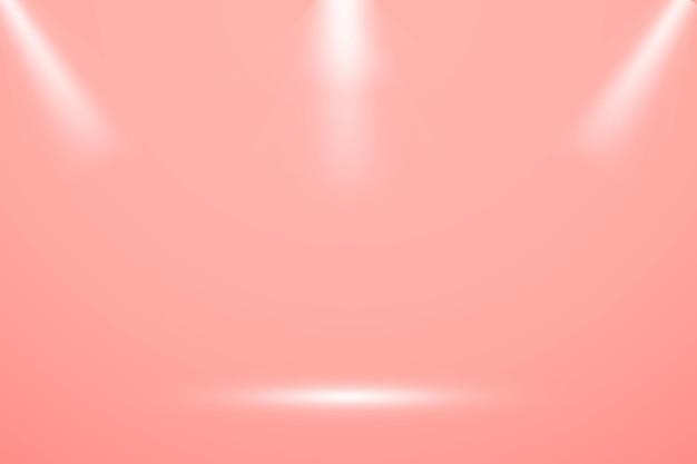 Streszczenie gradientu różowy, używany jako tło do wyświetlania produktów