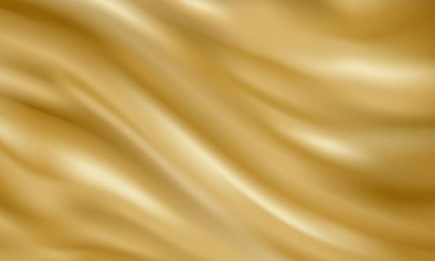 Streszczenie gradienty tkaniny złota