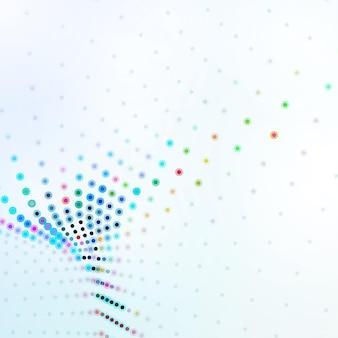 Streszczenie ilustracja kolorowy, kreatywnych wektor eps10.