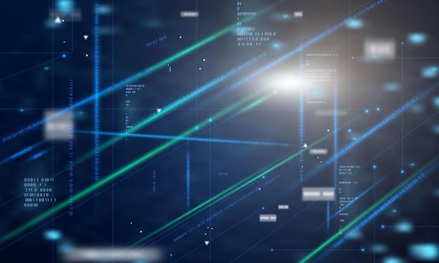Streszczenie informacji koncepcja komunikacji technologii danych komputerowych