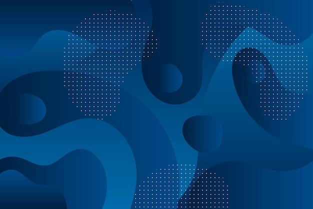 Streszczenie klasyczne niebieskie tło