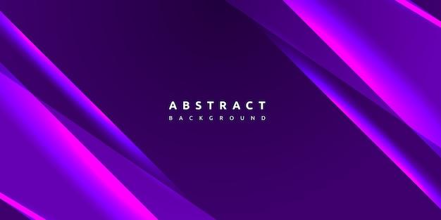 Streszczenie kolorowe geometryczne fioletowe paski tekstura tło