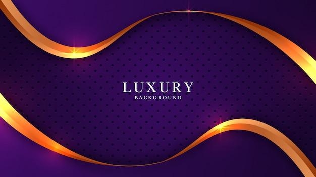 Streszczenie kolorowe luksusowe tło